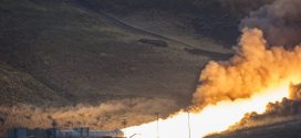 Nasa test Fires Booster Rocket supposed to Hoist Astronauts Into authentic Outer area
