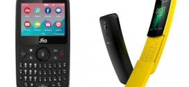 Jio Phone 2 vs Nokia 8110 4G: Price, Specifications, Features Compared