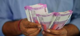 At 1.08 pm, the rupee was trading at 68.80 a dollar, up 0.13% from its previous close of 68.95