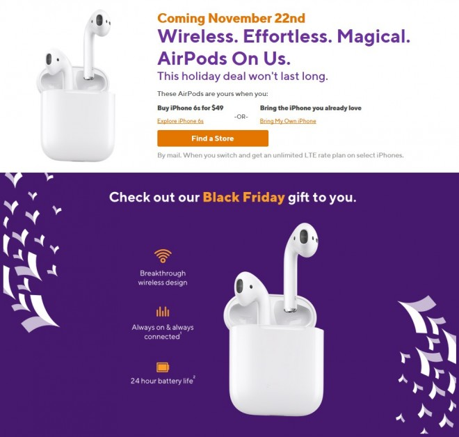 Metro Announces Free Airpods For Black Friday Discounts On Iphones Techosta