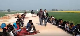 Madhya Pradesh education-mafia: Computer application diploma exams conducted in fields, video leaked