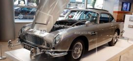 James Bond's Aston Martin DB5 with 007 gadgets sold for $6.4 million